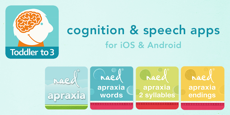 NACD Cognition & Speech Apps