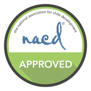 NACD Approved Products Stamp