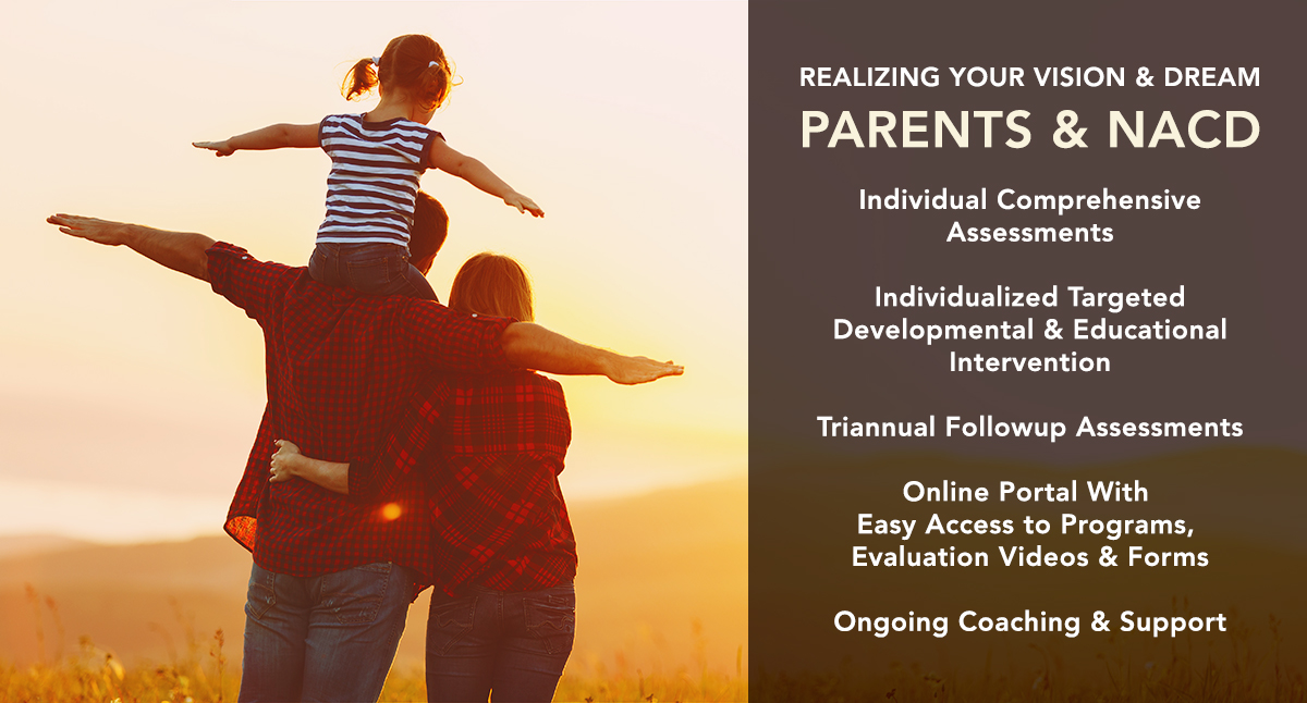 NACD Helps Parents, Special Needs Kids & Homeschool