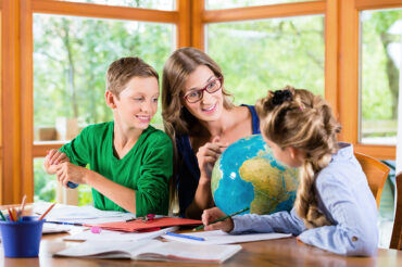 NACD Targeted Home-Based Education: The Vision and the Plan