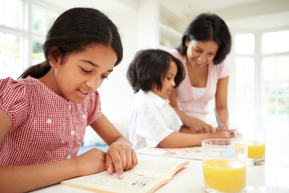 NACD A Child's Education Begins with Educating the Parents