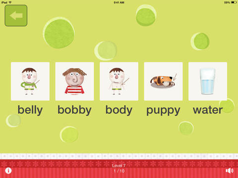 Speech Therapy for Apraxia – 2-Syllable Words