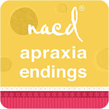 NACD Speech Therapy for Apraxia Ending Sounds