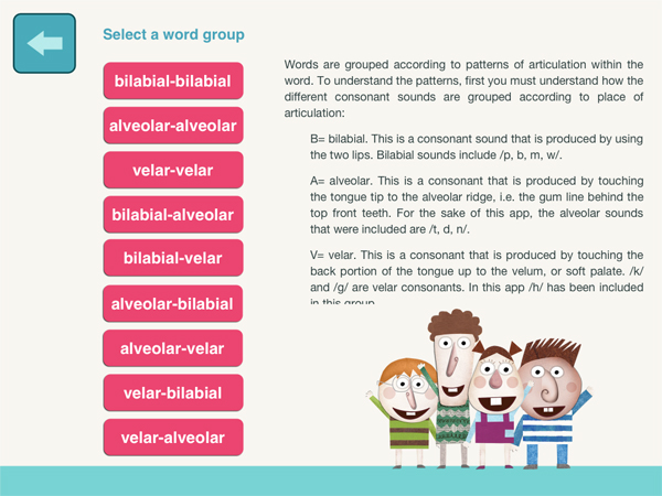 NACD Speech Therapy for Apraxia - Words
