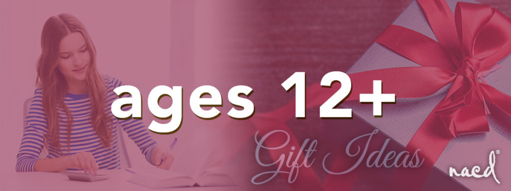 NACD's Top Gift Ideas for Ages 12 to Teen to Adult
