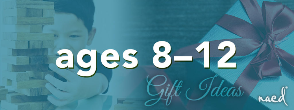 NACD's Top Gift Ideas for Ages 8 to 12