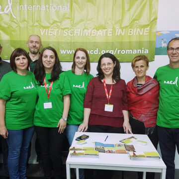 News from NACD Romania: A Message for Us All