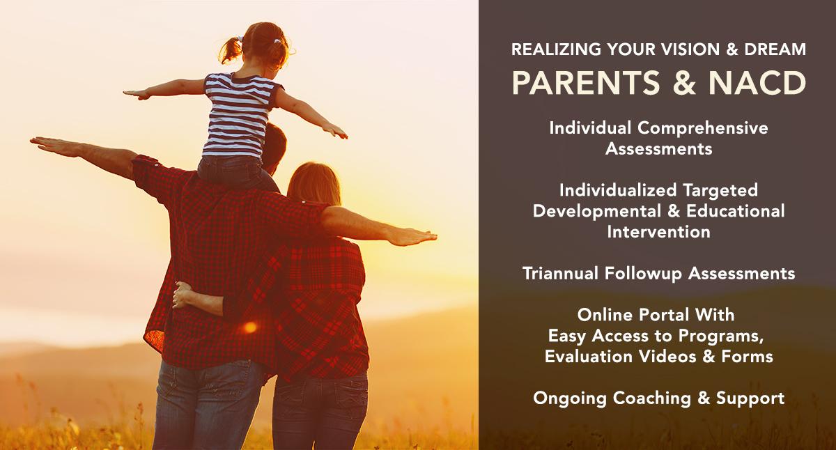 NACD Helps Parents, Special Needs Kids & Homeschool