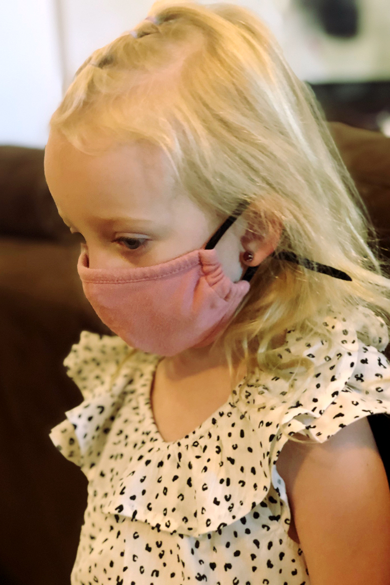 face masks help with special needs kids